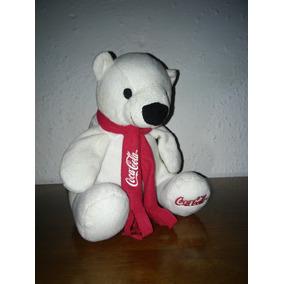 Coca Cola Peluche Coleccion Oso Polar