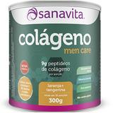 Colágeno Hidrolisado - Men Care- 300gr - Sanavita