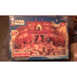 Star Wars Geonosis Battle Arena Attack Of The Clones.