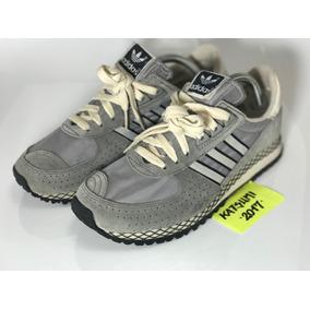 adidas Originals City Marathon White Vapour Aluminium 38 7.0
