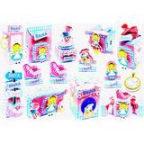 50 Caixas Lembrancinha P/festa Alice No Pais Maravilhas(011)