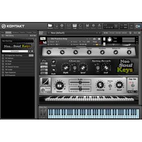 Gospel Neo Soul Keys Para Kontakt Envio Imediato
