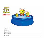 Pileta Max 1030 Redonda 280x070  Sol De Verano