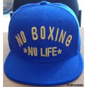 Gorra Canelo Alvarez No Boxing No Life