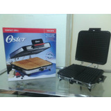 Sandwichera Waflera Oster Cg120 Nueva 100% Original