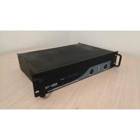Amplificador Profesional De Sonido Ht-1000 Para Minitecas