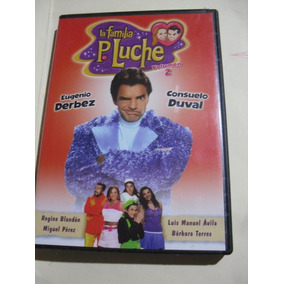 Dvd Doble La Familia Peluche - Original - Eugenio Derbez