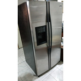 Refrigerador Duplex General Electric Con Fabrica De Hielos