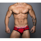 Andrew Christian Coolflex Tagless Sports Brief Con Show It