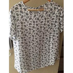 Camisa De Gasa Blanca Con Dibujos Con Búlgarosbulgaros - Tal