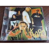 Korn - Ultra Rare Traxx Cd Marilyn Manson Deftones