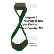 Fitness Resistance Bandas De Exercício Porta Ancorador Trx