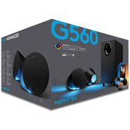 Parlantes Logitech G560 Lightsync Rgb Gamer 240 W Pc Y Mac