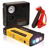 Auxiliar Partida Veicular Portatil Kit Bateria Emergência