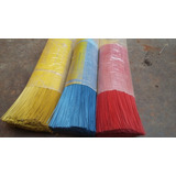 Fibra Plastica Pet Para Hacer Escobillones 22 Cm X Kg.