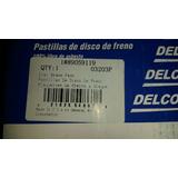 Pastillas De Freno Silverado 2008 2009 2010 2011 2012 2013