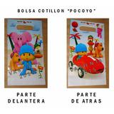 Pocoyo- Bolsa Cotillon X Unidad
