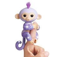 Agarradinhos - Fingerlings - Glitter Monkey Kiki - Candide
