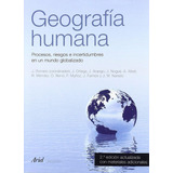 Geografía Humana Joan Romero Editorial Ariel