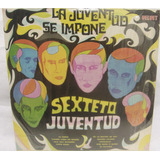 Disco De Salsa Sexteto Juventud Año 75