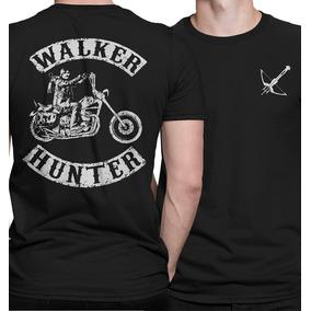 Camisa The Walking Dead, Camiseta Daryl, Blusa De Seriados