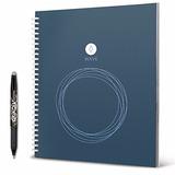 Rocketbook Wave Smart Notebook - Cuaderno De Hojas Ilimitada