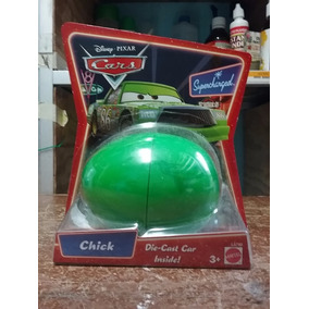 Disney Pixar Cars Chick Hicks (supercharged) Huevo De Pascua