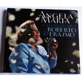 Cd Angela Maria E As Canções De Roberto & Erasmo Lacrado!!