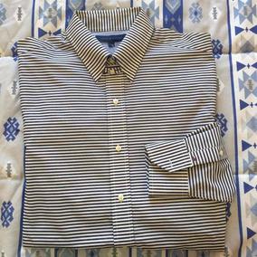 Camisa Social Tommy Hilfiger M Linda Top Importada