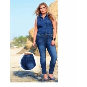 Jeans Corte Colombiano Tallas Extras Moda Nacional 5-40