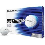 Buke Golf Pelotas Taylormade Distance+ Promo 3x2 Docenas