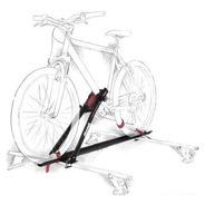 Transbike Rack Teto Universal Velox Aço Eqmax P/ 1 Bike