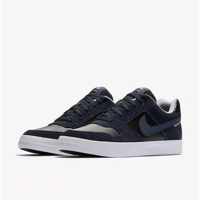 Zapatillas Nike Sb Delta Force Vulc Obsidian / Black