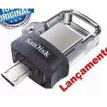 Pen Drive 32gb Sandisk Celular E Pc Ultra Dual Drive Usb 3.0