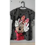 Camisa Minnie Tam 14 - Disney Store