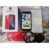 Motorola Moto G4 Plus Negro 32 Gigas - Xt1641 Celular Libre
