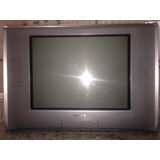 Tv Sony Triniton 21 Polegadas Kv21fs150 Para Tirar Peças