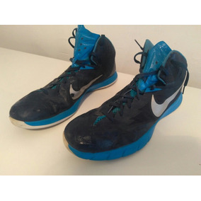 Zapatillas Nike Hyperquickness Blue