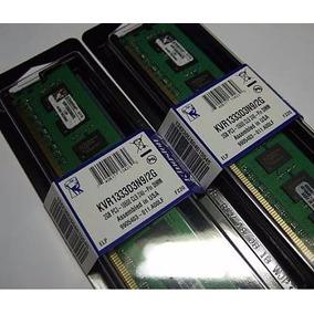 Memória Ram Desktop 2gb Ddr3 1333mhz - Kingston -c/ Garantia