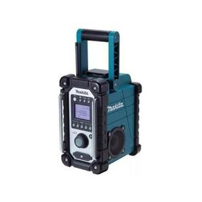 Rádio À Bateria Am/fm - Bmr102 - Makita - 220v