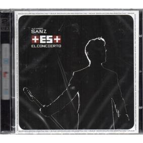 Alejandro Sanz + Es + El Concierto Cd + Dvd - Los Chiquibum