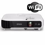Proyector Epson W04 W04+ Powerlite Wifi 3000 Lum Hdmi Wxga