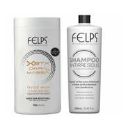 Botox Capilar Felps Argan Y Macadamia Kit Lt Botox + Shampoo