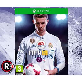 Fifa 18 - Xbox One - Mídia Digital - Jogo Modo Offline