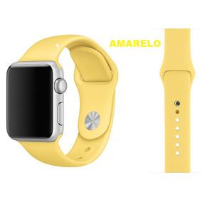 Pulseira Apple Watch Sport 42mm Silicone Melhor Qualidade!!