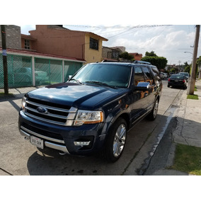 Ford Expedition Platinum 2017 4x4