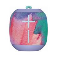 Bocina Logitech Wonderboom Bluetooth Sumergible Azul/rosa