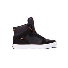 Zapatillas Supra Vaider Blk/copper/wht (08206-072-m Sp081134
