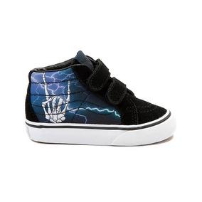 Zapatillas Vans Kids Sk8-mid Reissue V Rck Bones - 318340101