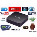 Tv Box Mxq Hd Android Mxq Smart Tv Internet Netflix Filmes